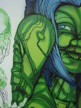 Miss Green01